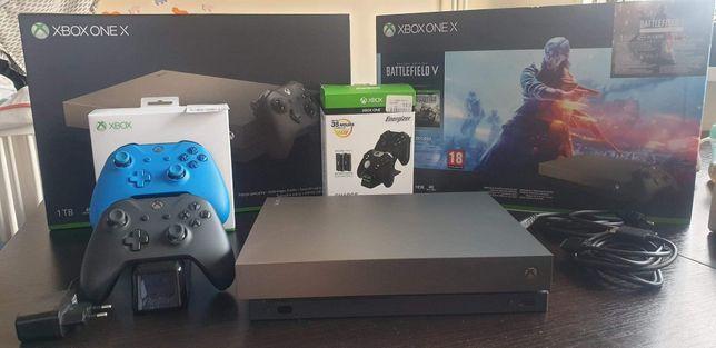 Xbox one  x wersja limitowana 1T
