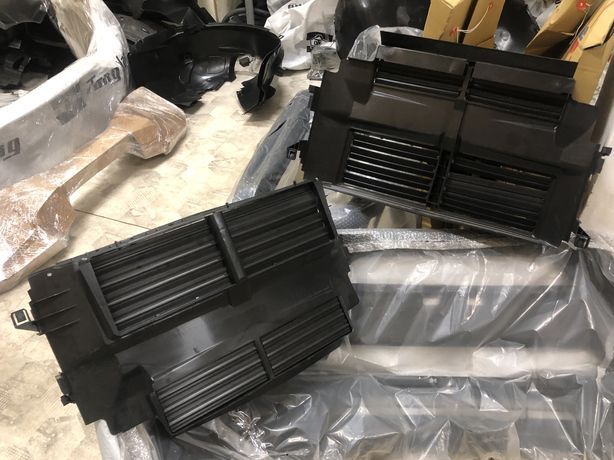 Жалюзи Фара Капот Бампер Крыло Телевизор Панель Ford Focus 3 USA