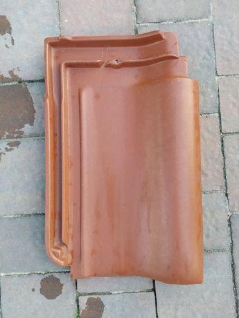 Dachówki Jungmeier czerwony angoba - 280 sztuk po 1,8zł/szt
