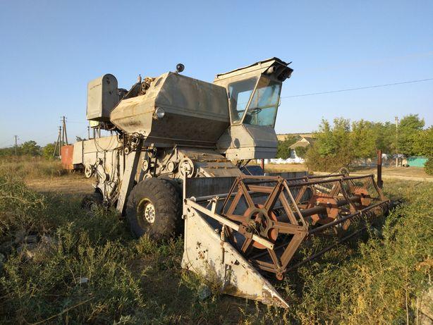 Комбайн Нива СК-5 + оборудование