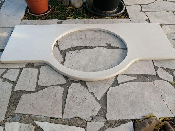 Pedra de lavatório de casa de banho