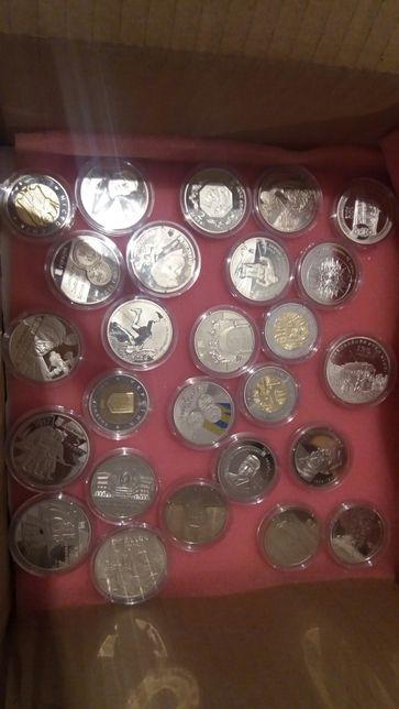 Монеты НацбанкаУкраины