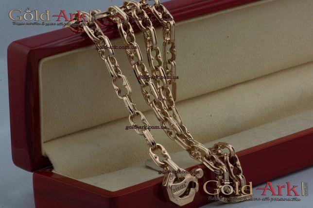 Якорная золотая цепочка Барака