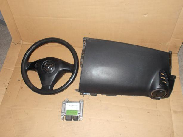 Kierownica Mazda 3