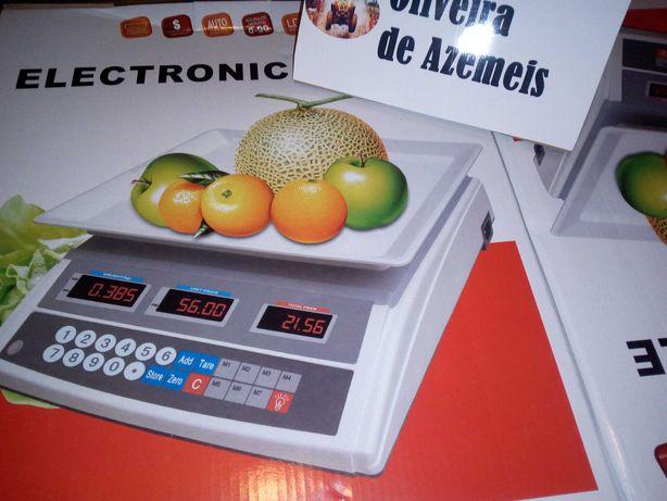 Balança eletrónica 40kg