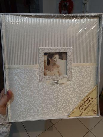 Album do zdjęć ślubnych