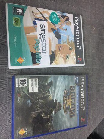 2 jogos PlayStation 2