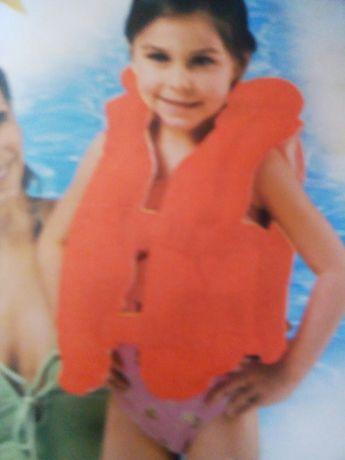 Спасательный желет надувной детский