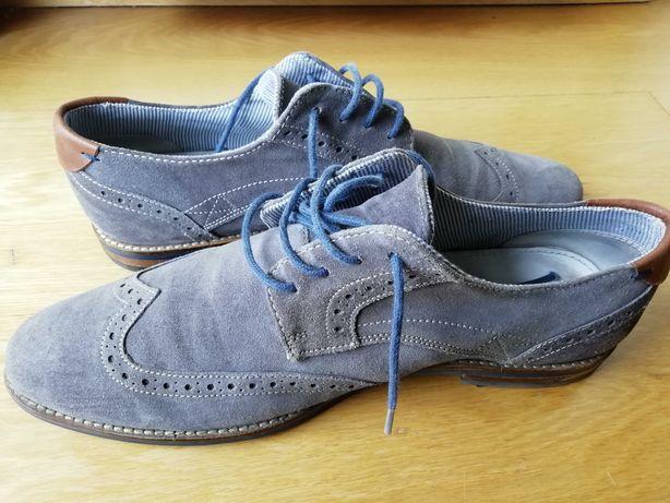 Sapato classico cinza 41