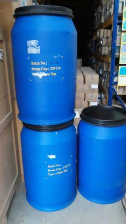 Barricas de plástico 30 / 100 / 130 / 170 e 220 litros