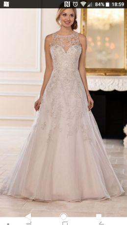 Suknia ślubna 38/40 stella York model 6553 (5500zł cena salon)