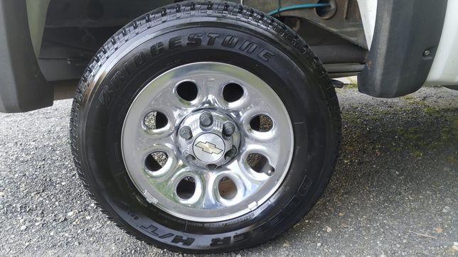 4 Opony całoroczne Bridgestone Dueler H/T 255/65/17