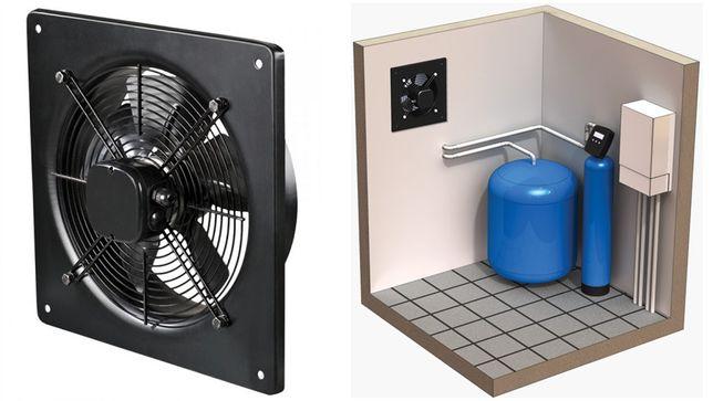 Вентилятор Вентс ОВ,ОВК200/250/300/350/400/450/500/550 (2Е, 2Д, 4Е, 4Д