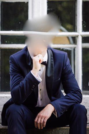 Smoking Ślubny Pako Lorente