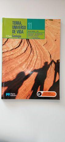 Terra, Universo de Vida - 2ª Parte - 11º ano Biologia e Geologia