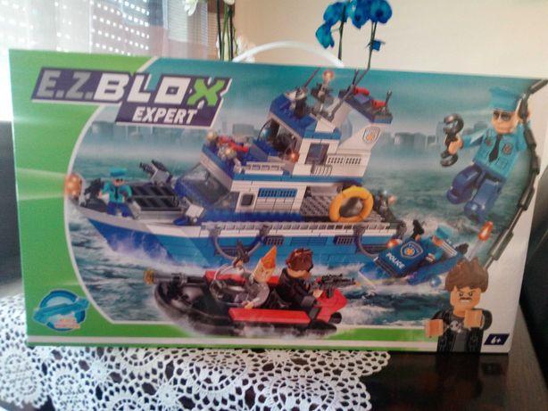 Lego Barco Negociável