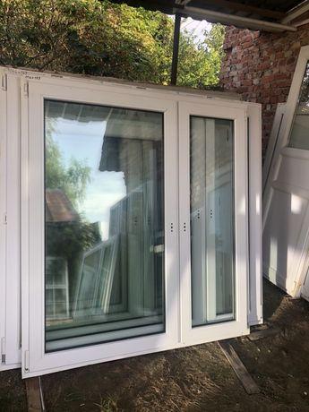 Okna używane 146 x 152