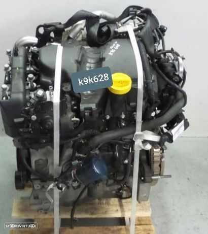 Motor Renault Clio IV Captur 1.5Dci 90Cv Ref.k9k628