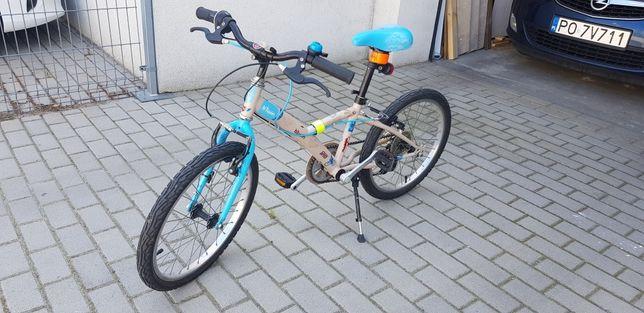 Rower 24 cale dziecęcy