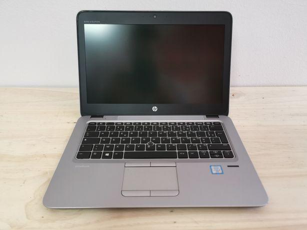 HP Elitebook 820 G3, 12,5 HD, Core i5-6300U, 16Gb Ram, SSD, Win10 Pro