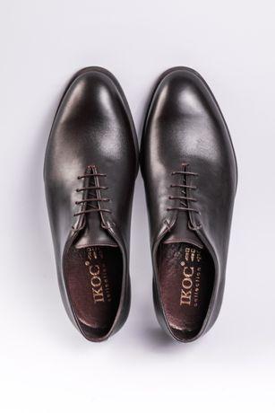 Продаємо Брендові туфлі Ікос #214 з суцільної шкіри