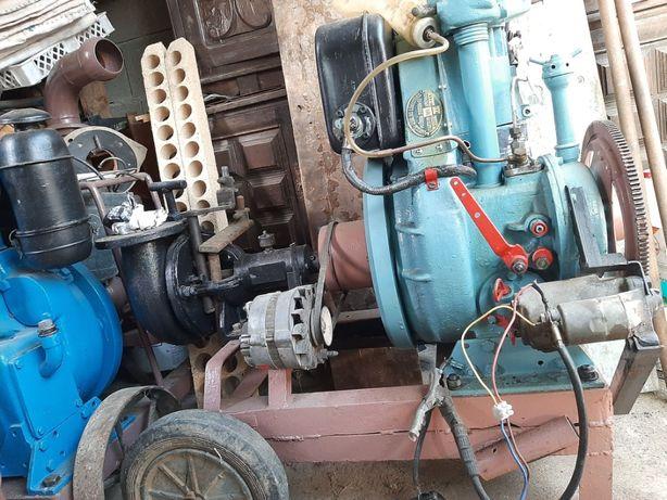 Bomba de água ou motor de rega