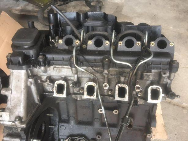 мотор двигатель, гбц bmw e-46, e-39 m47d20 (до рестайл)