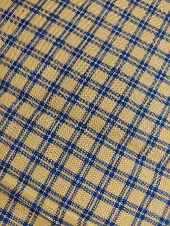 Отрез ткани шотландка
