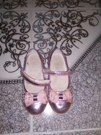 Туфельки для красуні