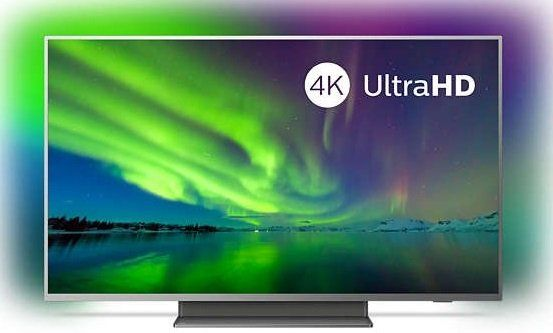 Telewizor Philips 55PUS7504/12 LED 4K Android Netflix YouTbe 4-K