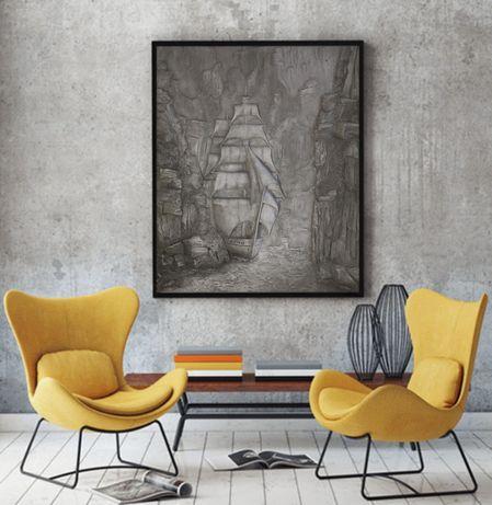 Картина  - барельєф