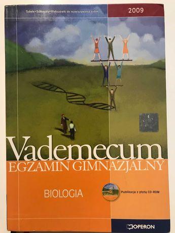 Vademecum Egzamin Gimnazjalny Biologia Operon 2009