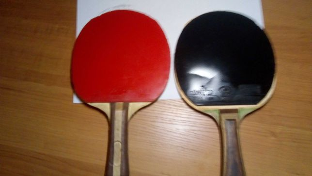 Ракетка для игры в настольный теннис