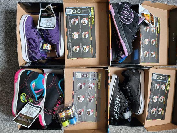 Buty heelys oryginalne na kółkach jeżdżące rozmiary od 31 do 34