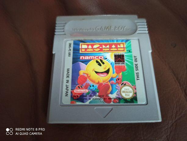 Game Boy Advance gra Pac-man