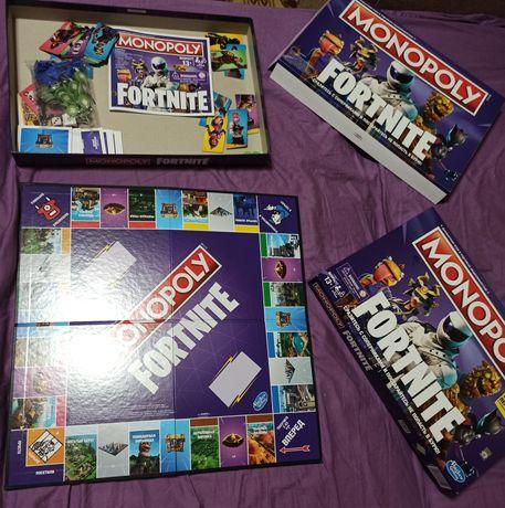Игра Монополия fortnite