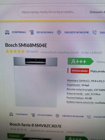 Zmywarka  firm Bosch