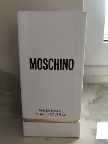 Perfumy Moschino Fresh 50 ml