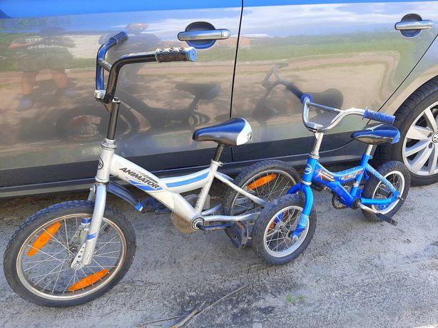 Продам велосипед дитячий Giant на 12-16 колесах