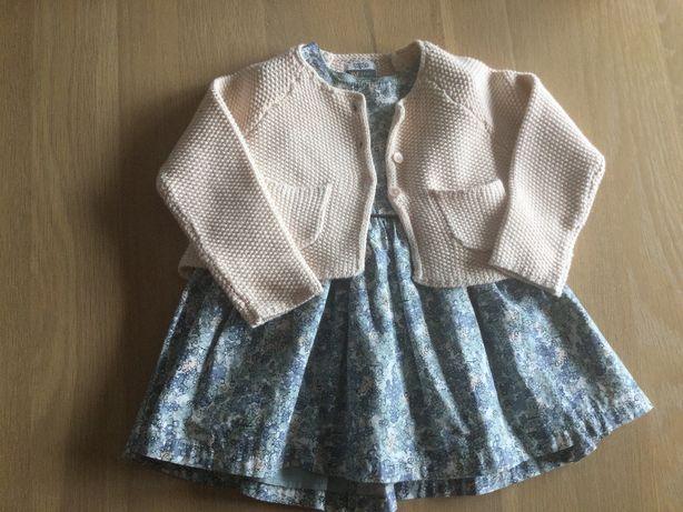 Sukieneczka ze sweterkiem MAMAS & PAPAS