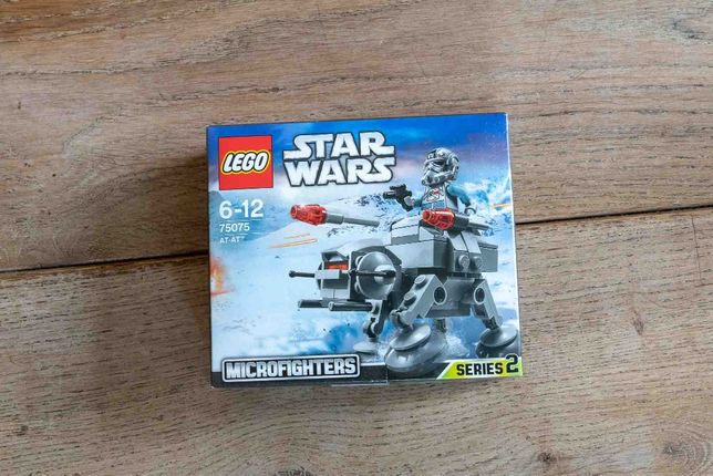 Lego 75075 Microfighters Series 2 Star Wars AT-AT