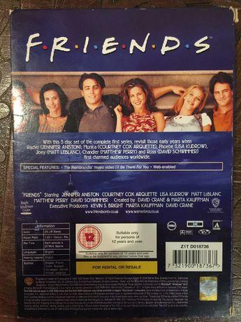 Série FRIENDS - 1ª temporada