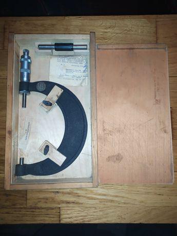 Микрометр типа МК 100-125 ГОСТ 6507-60
