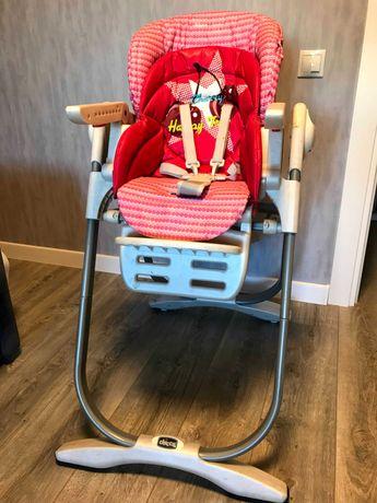 Продам детский стульчик для кормления Chicco Polly Magic