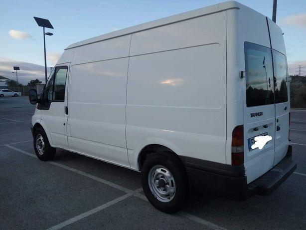 Ford transit 125cv