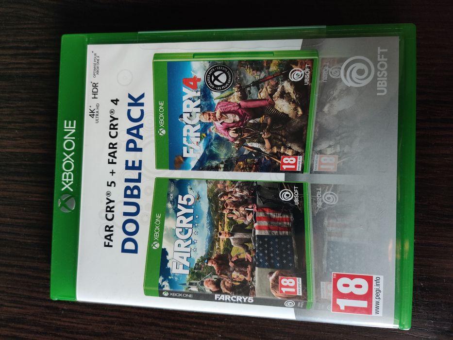 Far Cry 4 + 5 Xbox Pawlikowice - image 1