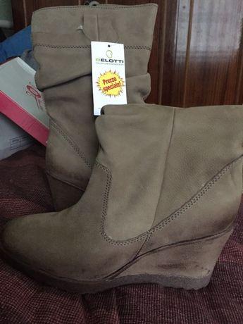 Продам осінні чобітки з Італії