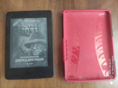 Kindle Paperwhite 2 (сенсорная, WiFi, подсветка)