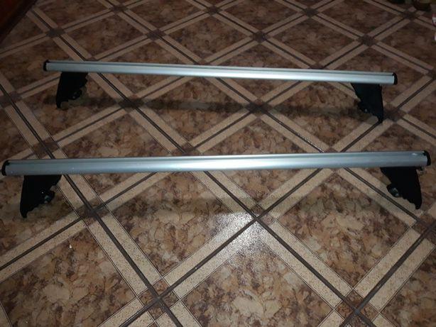 Oryginalny bagażnik dachowy opel. Aluminium. Opel vectra c kombi