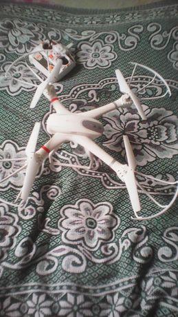 Квадрокоптер MJX X101+C4018 камера